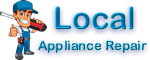 Local Appliance Repair Logo